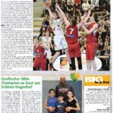 Dreifacher NBA-Champion zu Gast in den Basketballcamps am Schloss Hagerhof