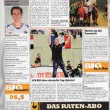 Basketballcamps mit Rekordauslastung