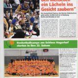 Basketballcamps am Schloss Hagerhof starten in ihre 23. Saison