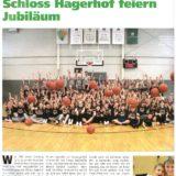 Basketballcamps am Schloss Hagerhof feiern Jubiläum