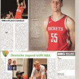 Deutsche Jugend trifft NBA